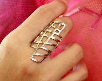 Cagemetrique ADJUSTABLE Ring (free shipping)