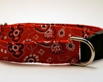 Caninus Red Bandana Collar