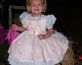 Alice Tea Party Dress and Apron free us ship