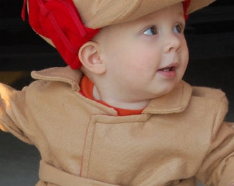Toddler Elmer Fudd  Hat Cap