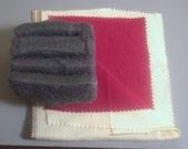 Polishing combo, Rouge polish cloth, Super fine, Steel wool, You save money