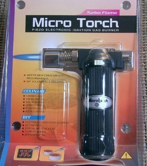 Hi Quality Electronic ignition Soldering Micro Torch