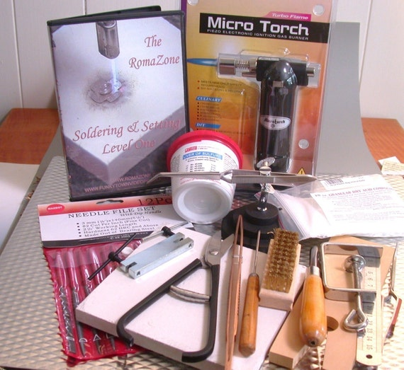 Master Designer Soldering KIT with my Soldering Setting I DVD
