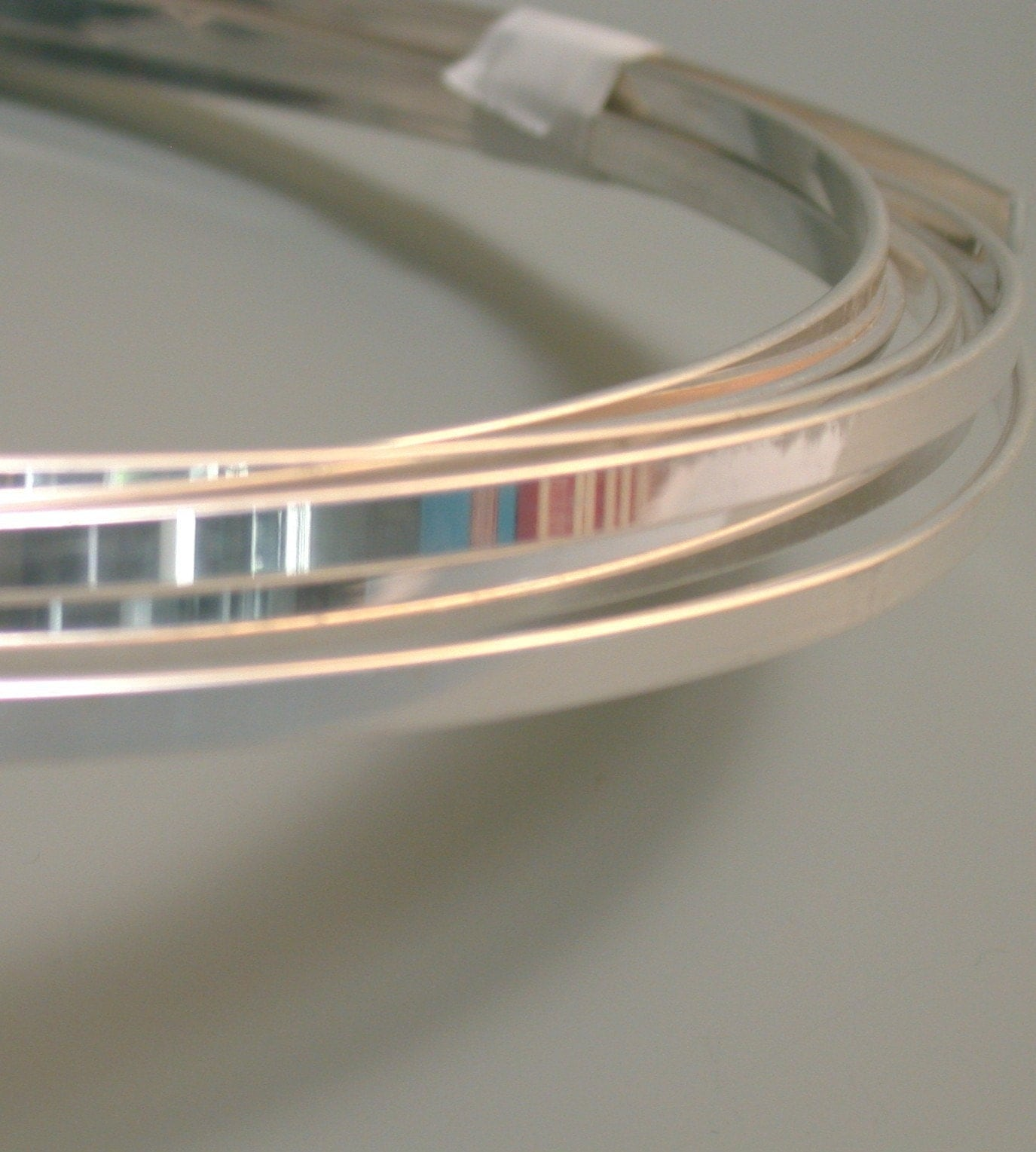 Sale Thick Flat Sterling Silver Wire 1 16 X 3 16 Perfect