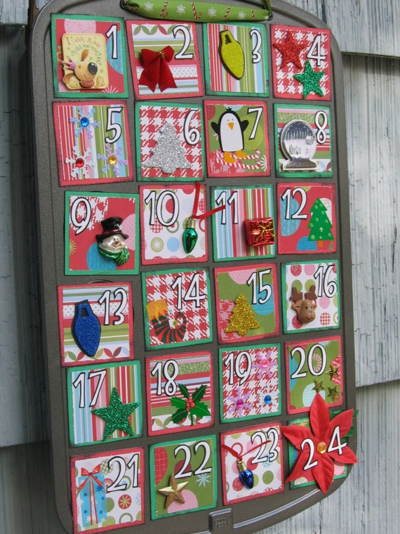 Kid Friendly Christmas Advent Calendar