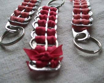 Key Chain Tab Tops