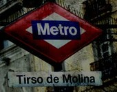 Metro - 8 x 10 Print