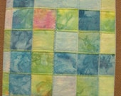 Covered Notebook - Quilted