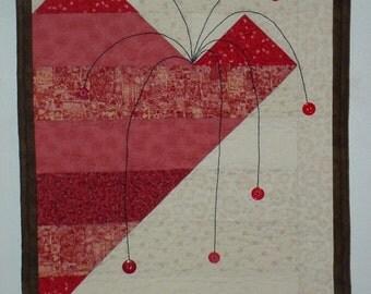 Heart Burst Wall Hanging