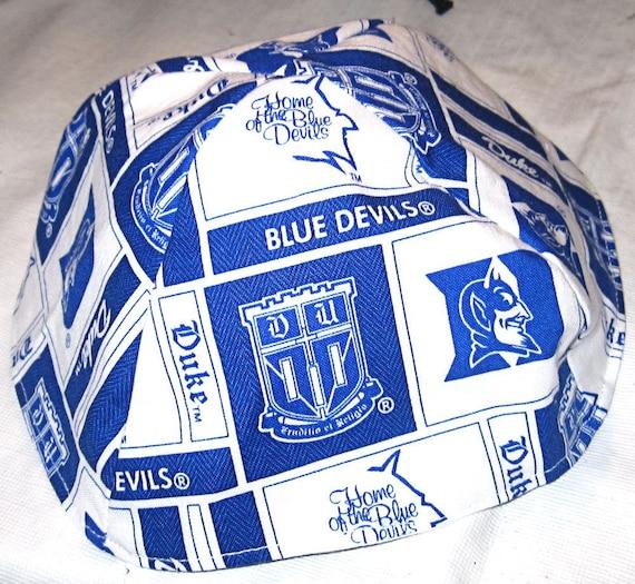Duke University kippah blue devils yarmulke