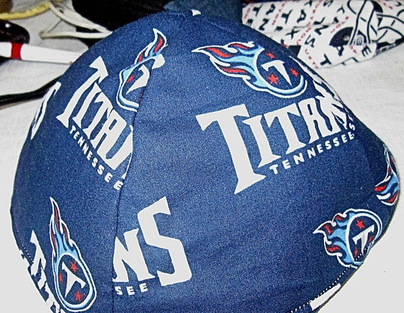 NFL Tennessee kippah Titans yarmulke