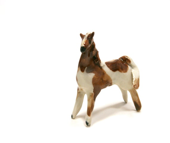 horse figurine - Old Paint