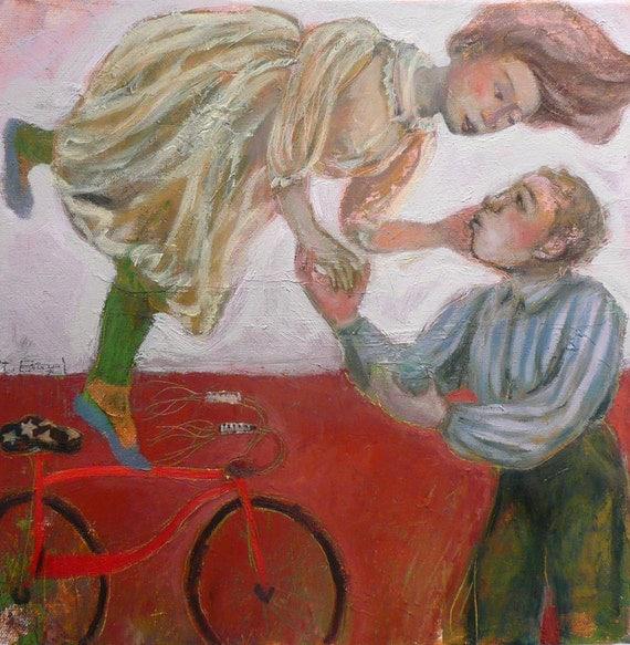 Little Red Bike. Big Love
