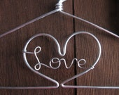 Twelve inch Love Heart Hanger