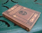 Vintage 1932 Pathways in Science Our Earh and its Story Old Schoolbook Brown Sepia Cover
