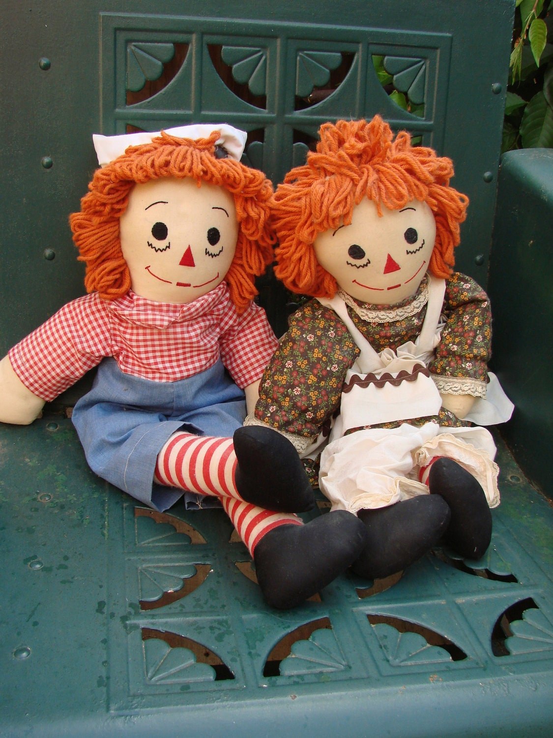 how to make a raggedy ann doll