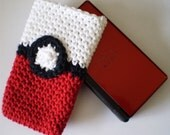 Nintendo DS/DSI/3DS Sock/Cozy - Special Pokeball Pokemon Inspired Edition