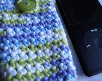 iPod Cozy in Pastels