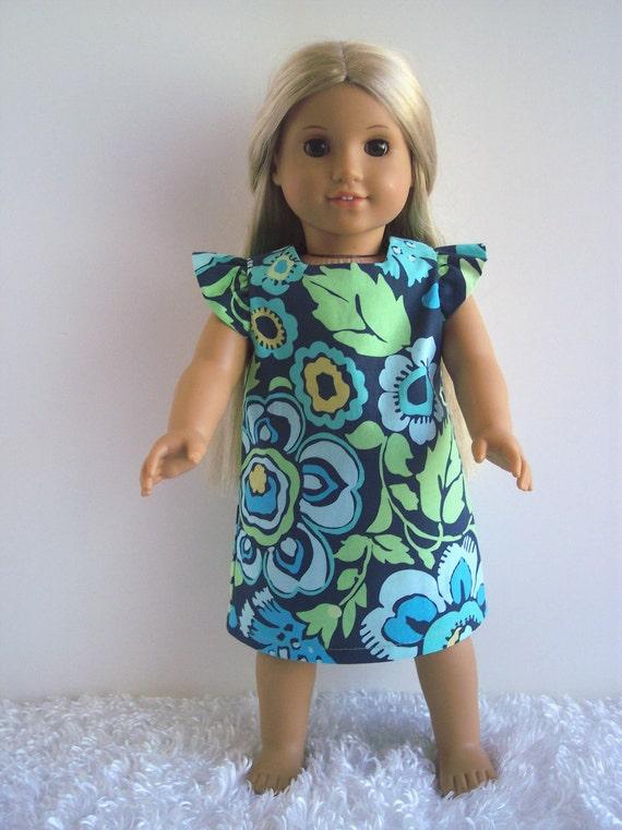 American Girl Doll Clothes-Summer Sheath