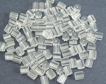 Clear Plastic Ear Wire Clutch, Tierracast, 50 pc. TB50