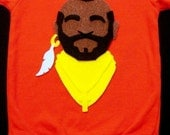 I PITY THE DROOL MR T onsie or tshirt