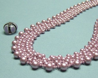 SWAROVSKI Crystal Pearl Necklace - 04117