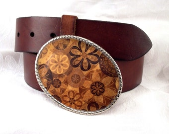Belt Buckle Fall Splendor