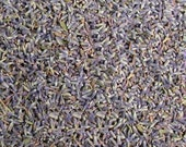 Fragrant Dried Lavender Buds - 1 Pound