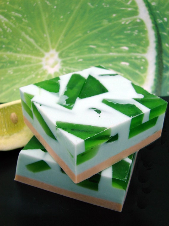 One Bar Key Lime Pie Soap