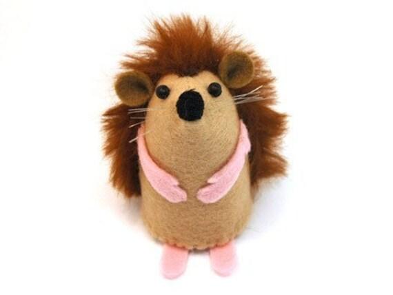 Hedgeburt McPricklesworth the Hedgehog