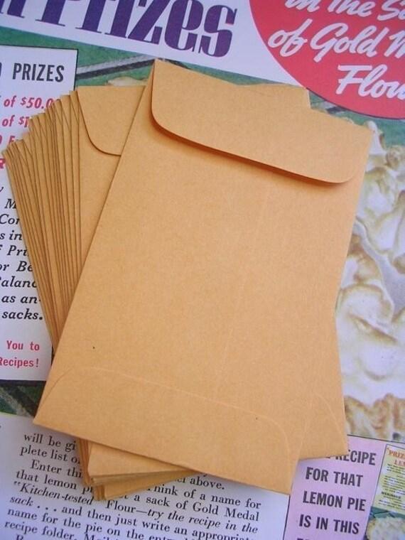 Mini Coin Envelopes