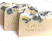 Bamboo  Creamy Goats Milk Oatmeal Soap- Lavender Citrus