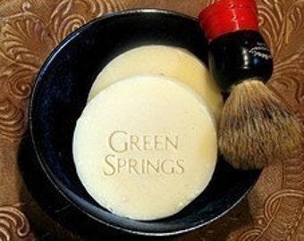 Cold Processed Shaving - Shampoo Bar - Vegan
