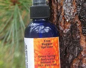 Tree Hugger Aromatherapy Hydrosol - 4 oz Spray
