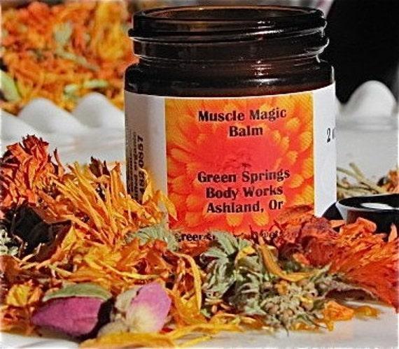 Muscle Magic Organic Balm