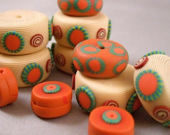 Polymer Clay Bead Set