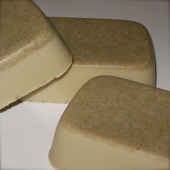 3 Vegan Breakfast Soap Bars