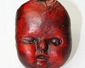 Ring Doll Head 'Hyacinth'