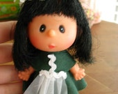 fun world doll with hat