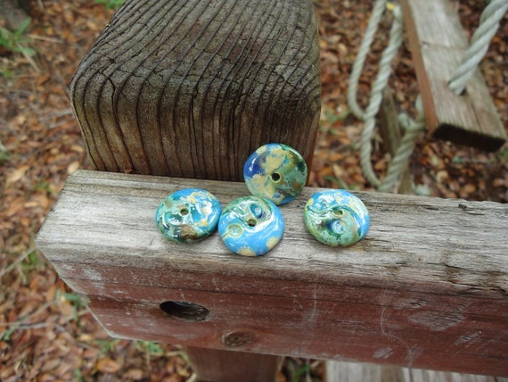 4 Spacer Disks Beads