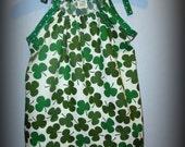 It'sSewSweet - Erin Go Bragh Pillowcase Dress