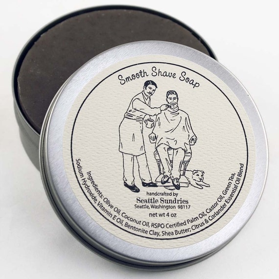 Smooth Shave Soap