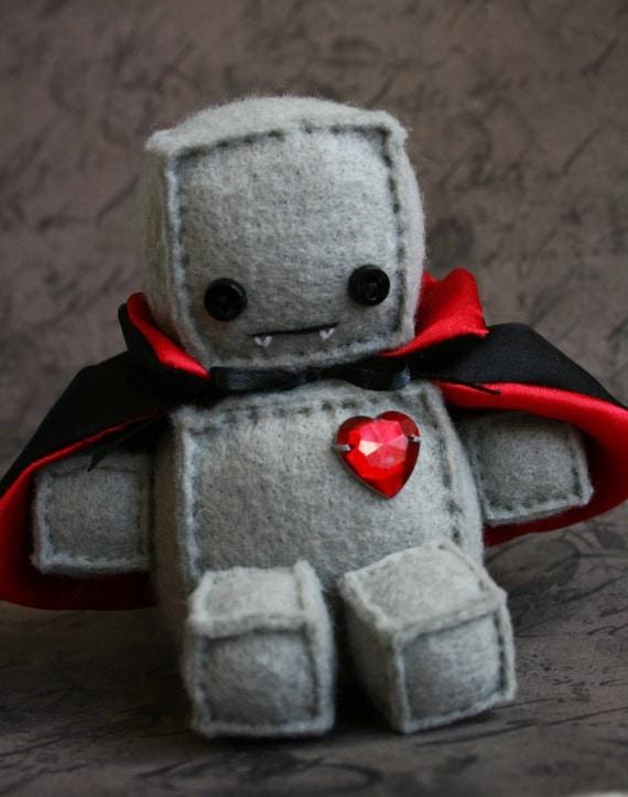 Teeny Weeny Holloweeny Dracu-Bot