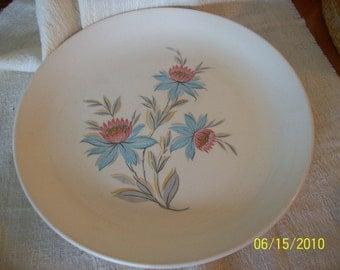 Steubenville Plate Fairlane Pattern