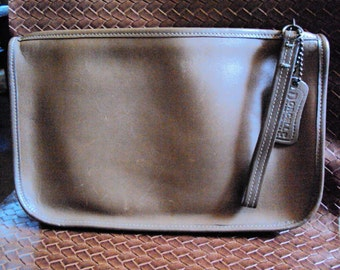 Vintage Dorcelle Leather Purse from 1980s