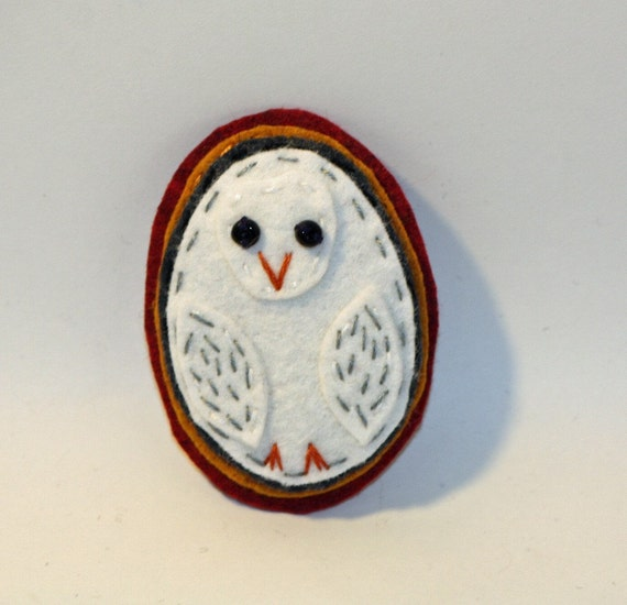 Forest Babies: Snowy Owl