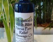 Reserved for Kelly  Chronic Pain Massage Oil - Fibromyalgia   NEW LARGER 4 oz SIZE