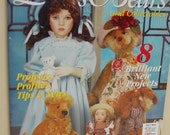 DOLLS  BEARS  and  COLLECTABLES  VOL  11  NO  6