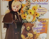 DOLLS  BEARS  and  COLLECTABLES    VOL 7  NO 8