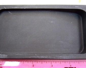 Rectangular ink stone